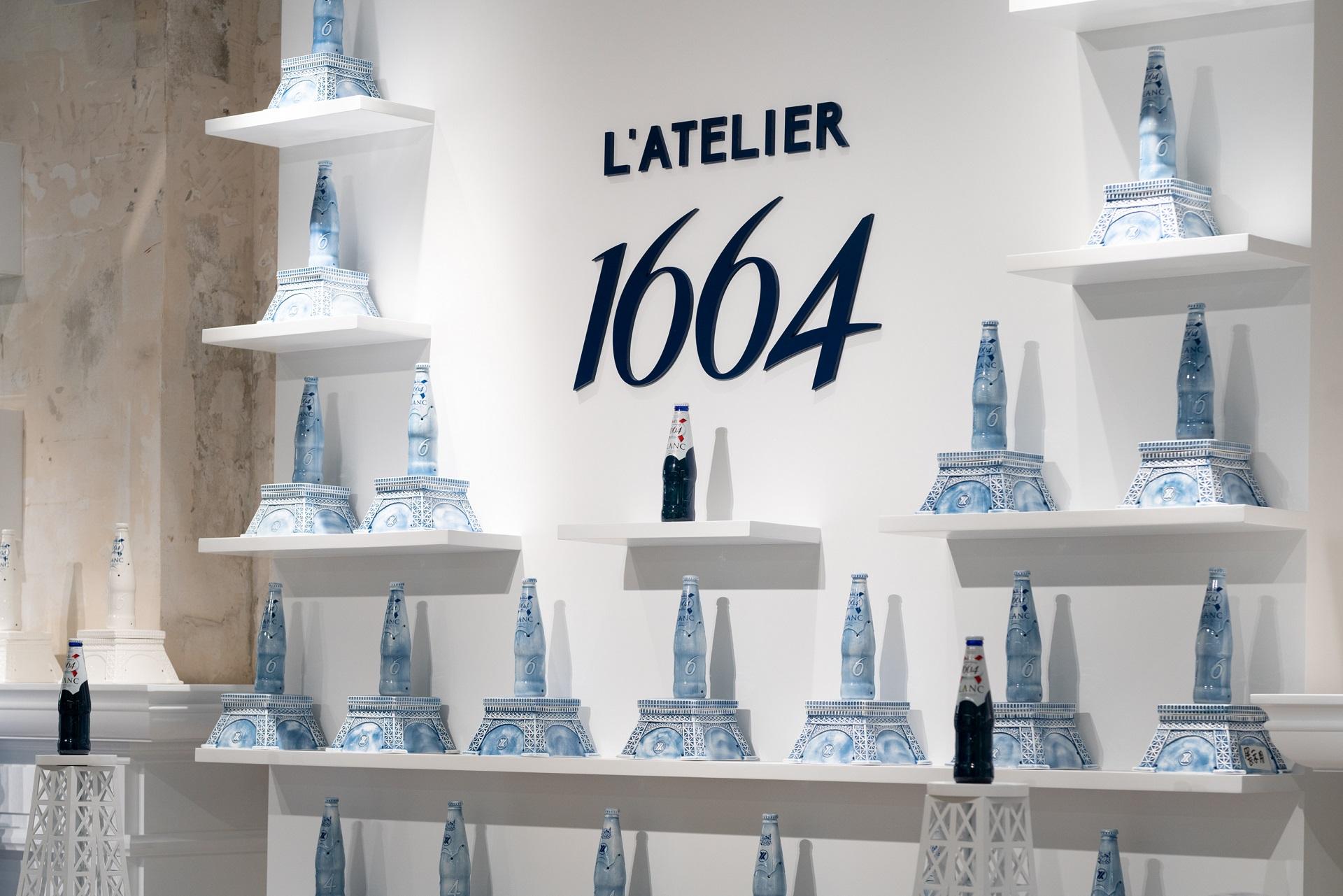 """""""1664 L'ATELIER巴黎艺墅""""抵临上海  1664品牌代言人迪丽热巴探索法式生活插图(15)"""