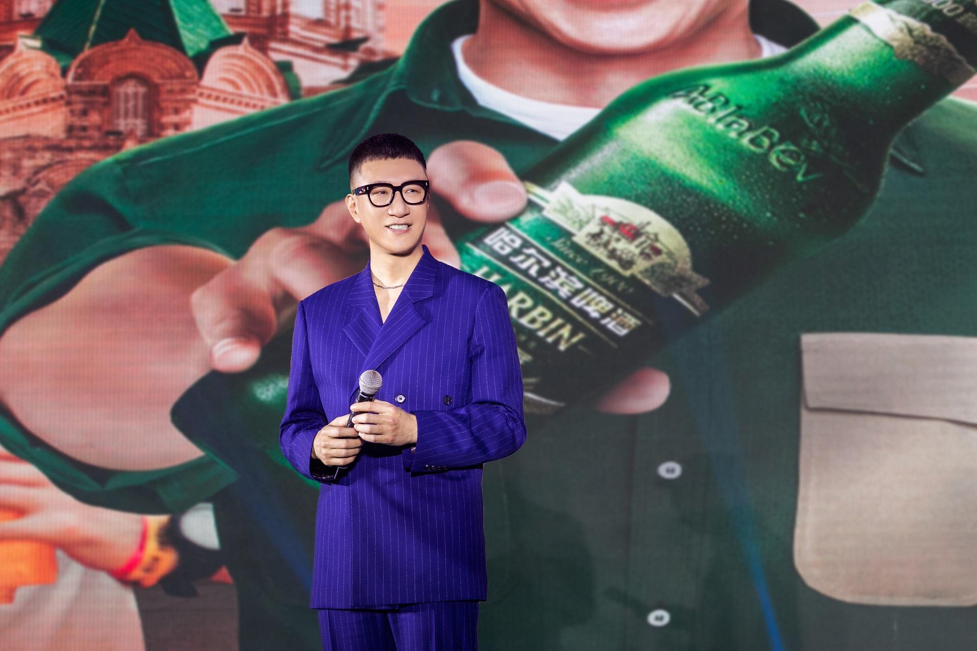 """1900臻藏焕新""""冰城夏都""""城市名片,""""来哈尔滨,喝哈尔滨啤酒""""插图(2)"""