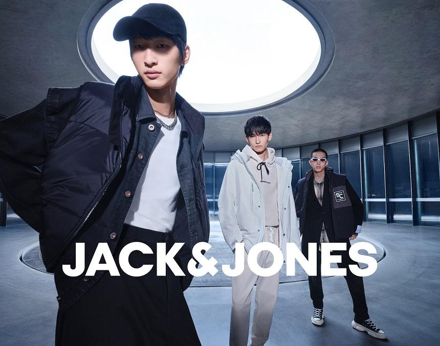 "JACK & JONES杰克琼斯发布 2021冬季""Urban Waves城市浪潮""时尚大片插图(1)"