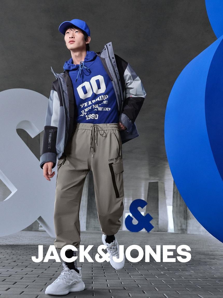 "JACK & JONES杰克琼斯发布 2021冬季""Urban Waves城市浪潮""时尚大片插图(2)"