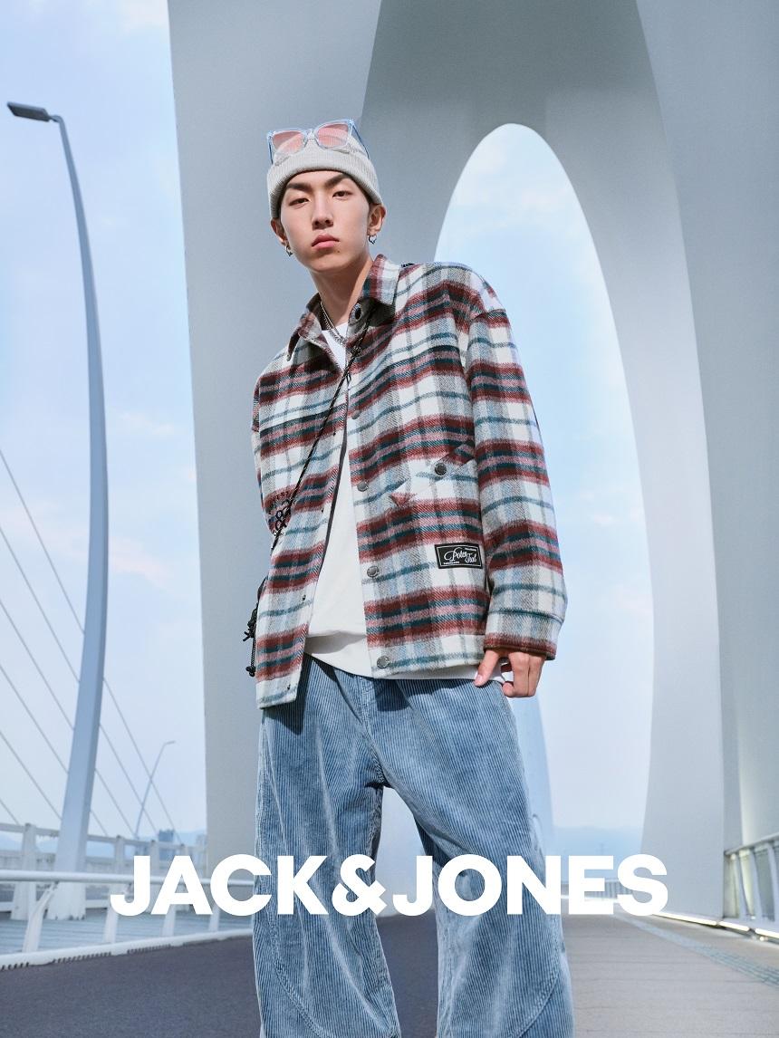 "JACK & JONES杰克琼斯发布 2021冬季""Urban Waves城市浪潮""时尚大片插图(4)"
