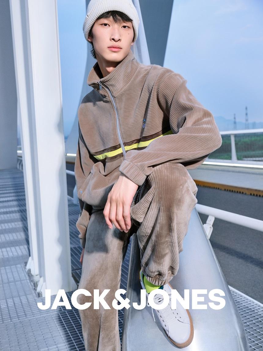 "JACK & JONES杰克琼斯发布 2021冬季""Urban Waves城市浪潮""时尚大片插图(6)"
